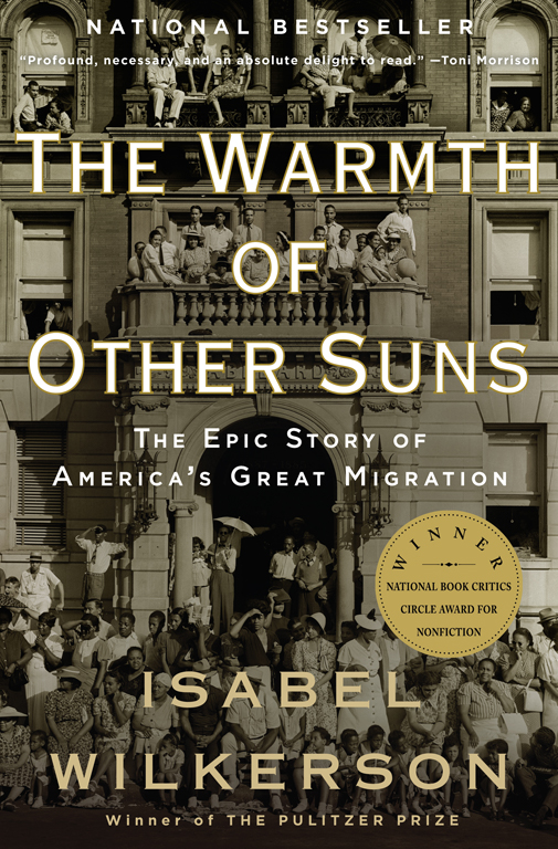 The Warmth of Other Suns (Random House, 2010, 622pp.)
