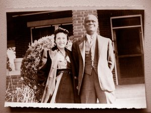 The Phippses - Mamie's parents in Hot Springs, Arkansas